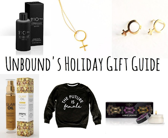 Unbound's Holiday Gift Guide MakeUp Fun