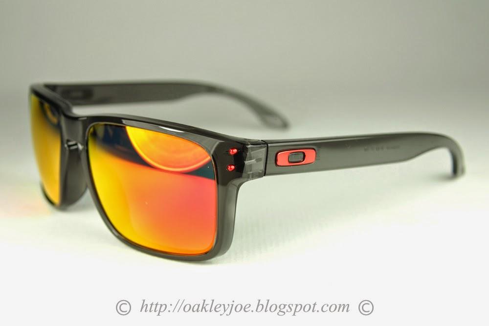 c4fc385e63d Oakley Holbrook Ruby Iridium Lens