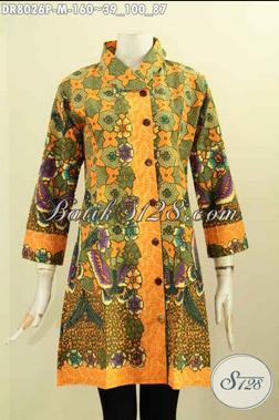 model baju batik modern elegan