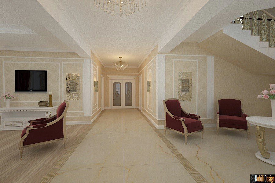 Design_interior_casa_stil_clasic | Firma_arhitectura_amenajari_interioare_Pitesti_pret.