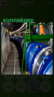 коллайдер ускоритель частиц