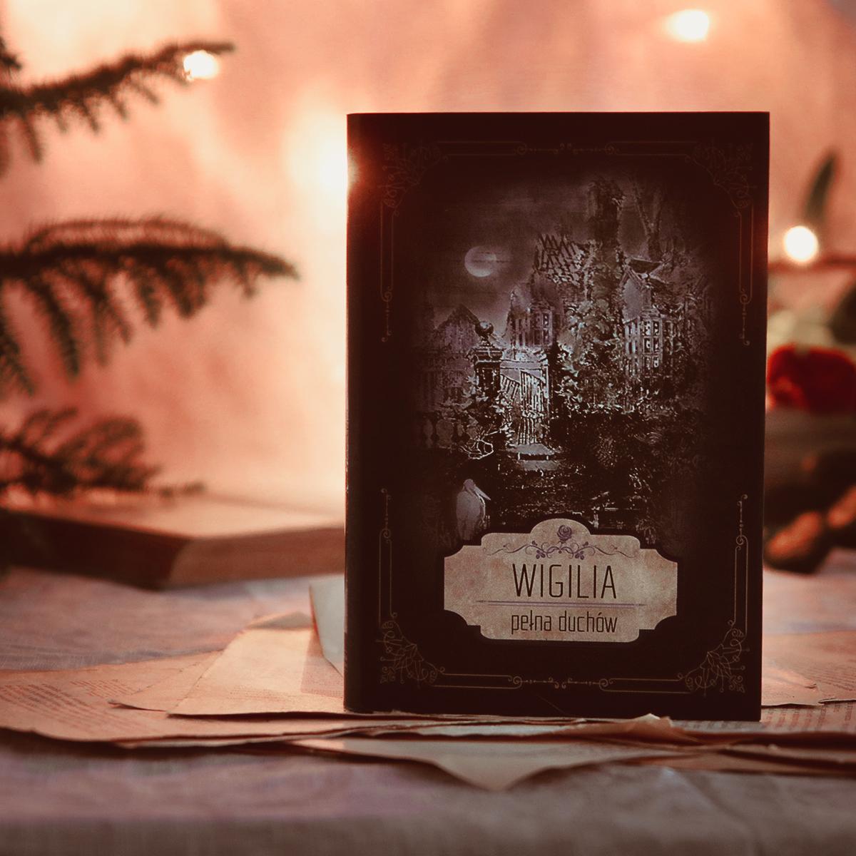 #147 Wigilia pełna duchów - antologia