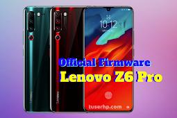 Firmware Lenovo Z6 Pro L78051