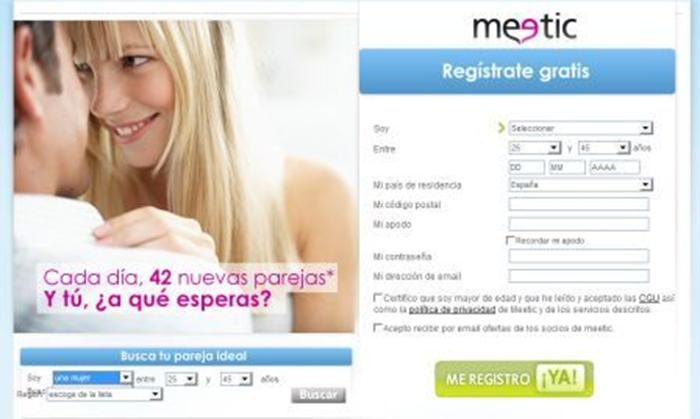 buscar pareja por internet gratis espana