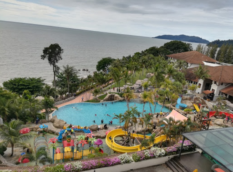 swiss-garden damai laut junior suite,hilton damai laut,swiss - garden beach resort damai laut lumut malaysia,hotel swiss garden beach resort review