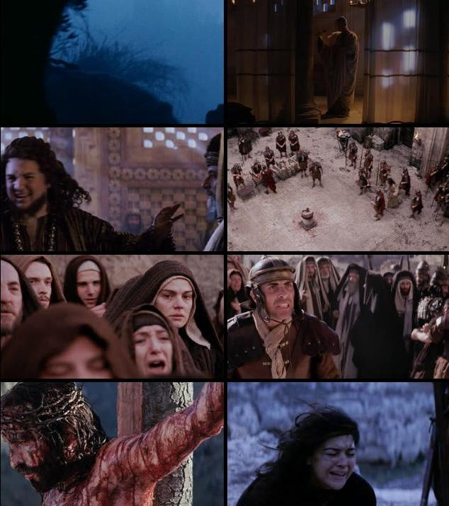 The Passion of the Christ 2004 Dual Audio Hindi 480p BluRay
