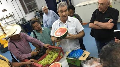 Integrantes de la comitiva mexicana que está de visita en Israel destacaron el esfuerzo de la Organización de Investigación Agrícola (ARO), en el Centro Volcani, porque cuenta con ocho institutos de investigación y 190 investigadores.