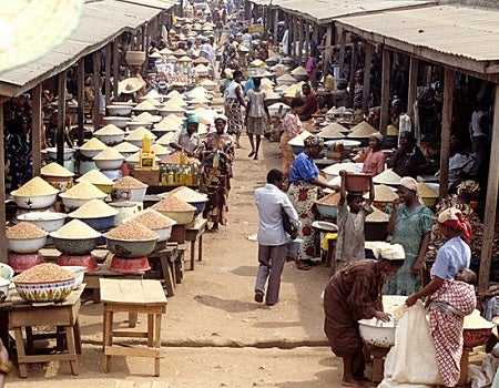 Oyo suspends Bodija market executives for allegedly collecting illegal levies from traders