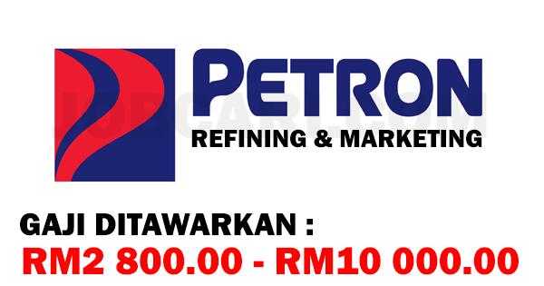 JAWATAN KOSONG PETRON MALAYSIA