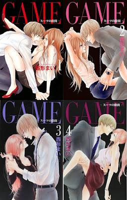Game: Suit no Sukima - Panini publicará o mangá