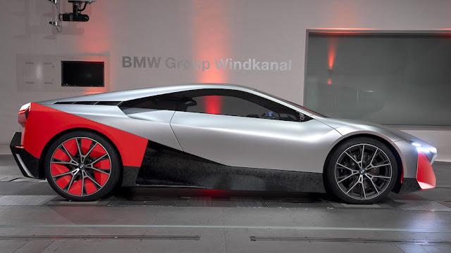 BMW ビジョン Mネクスト(BMW Vision M NEXT)