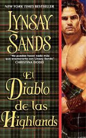 El Diablo de las Highlands, Lynsay Sands