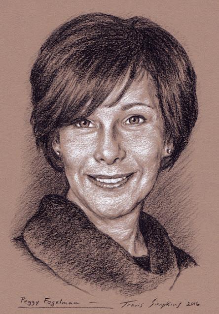 Peggy Fogelman. Director of the Isabella Stewart Gardner Museum. by Travis Simpkins