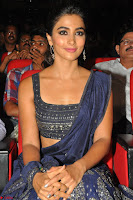 Pooja Hegde choli saree at DJ Duvvada Jaggannadham music launch ~  Exclusive 77.jpg
