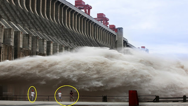 चीन में बना दुनिया का सबसे बड़ा बांध कभी भी डूब सकता है