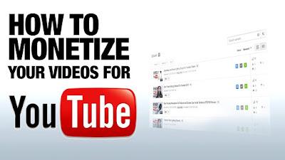 Tips Menghasilkan Uang dari Youtube