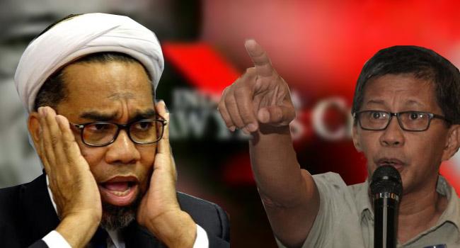Soroti Kegagalan Jokowi dkk, Rocky Gerung Sindir Pikiran Jadul Ngabalin: Nanti Otak Dia Berasap, Lalu Sorbannya Terbakar!
