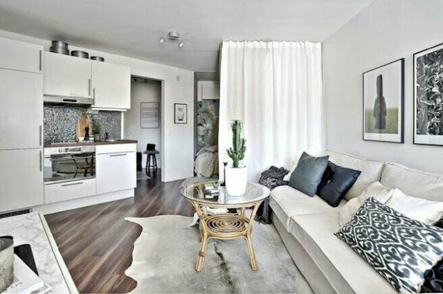 small studio apartment design ideas