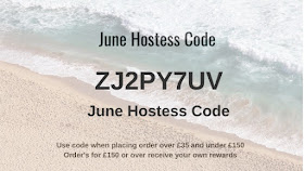 June  Hostess Code