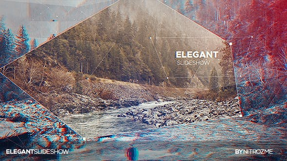 Elegant Slideshow [Videohive][20578668][After Effects]