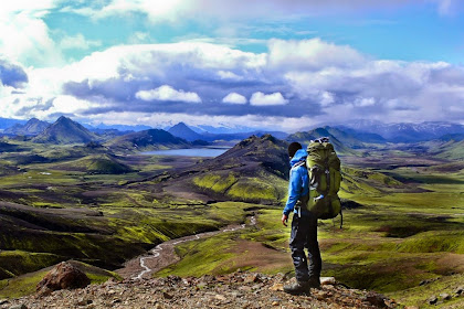 Hiking In Iceland In May