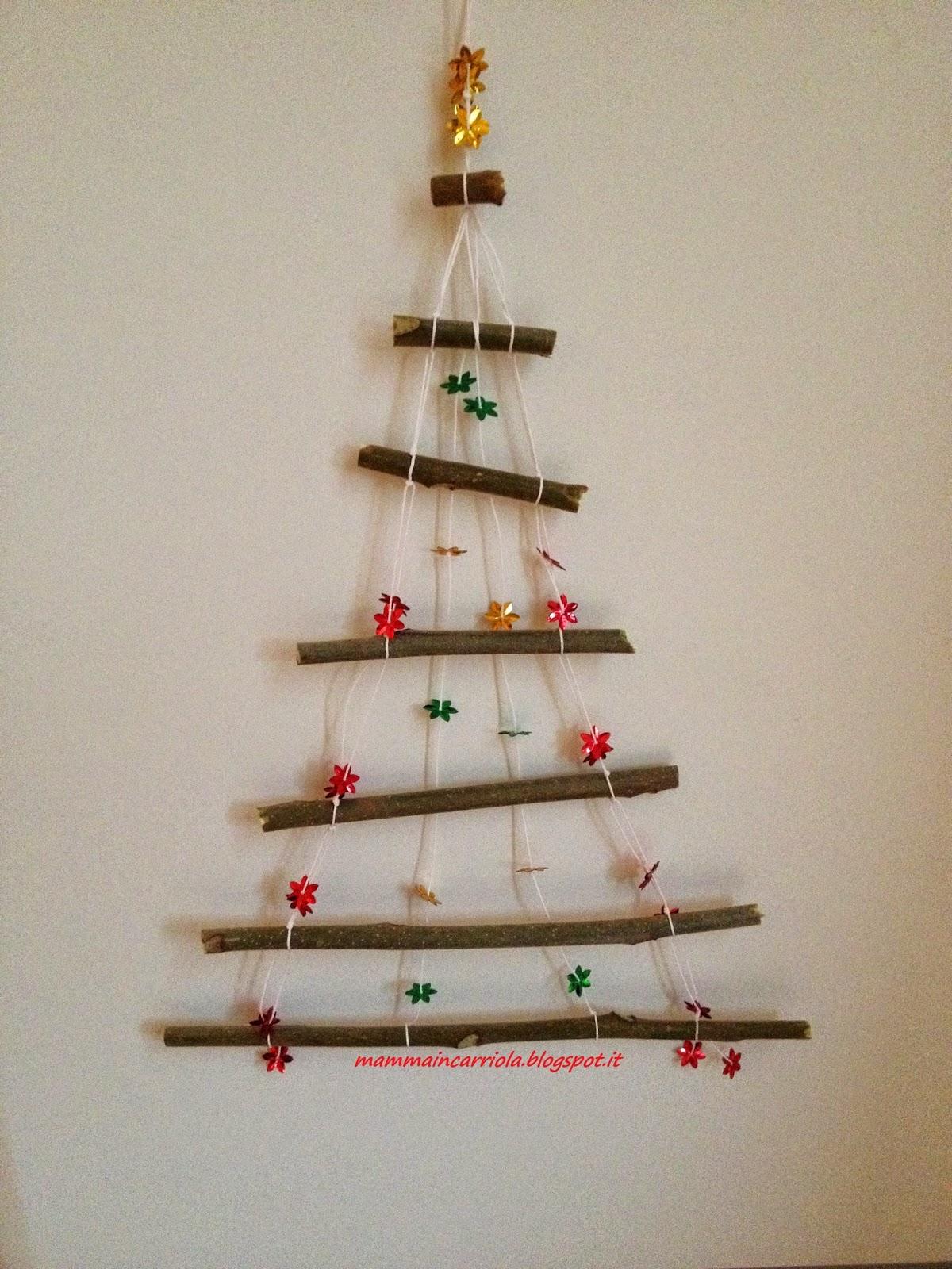 Albero Di Natale Legno Fai Da Te.Costruire Albero Di Natale Legno Listelli Di Abete With Costruire