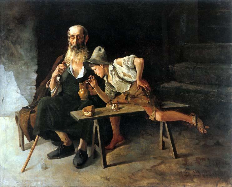 LAZARILHO DE TORMES - O EPISÓDIO DO CEGO - Anônimo do século XVI