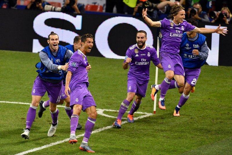 Juve Keok 1-4, Real Madrid Juara Liga Champions 2017! Ini Video Gol Spektakulernya!