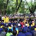 Demo Tolak UU Ciptaker Di Banjarmasin Jilid 3 Berlangsung Aman dan Tertib