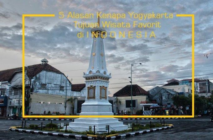 Kelebihan wisata di Jogja