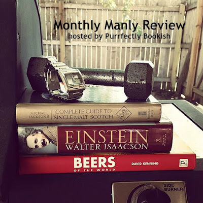 Purrfectly Bookish Monthly Manly Review #1