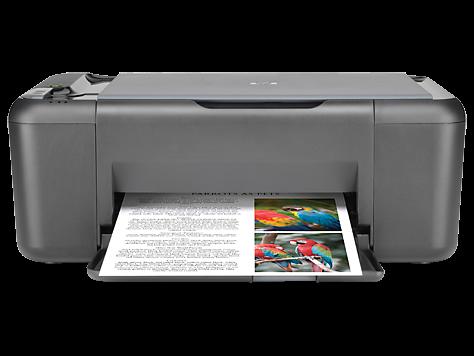 imprimante hp deskjet f2483