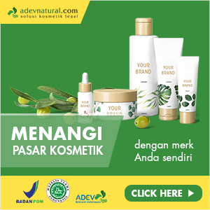 Sabun Transparan ADEV Natural Indonesia