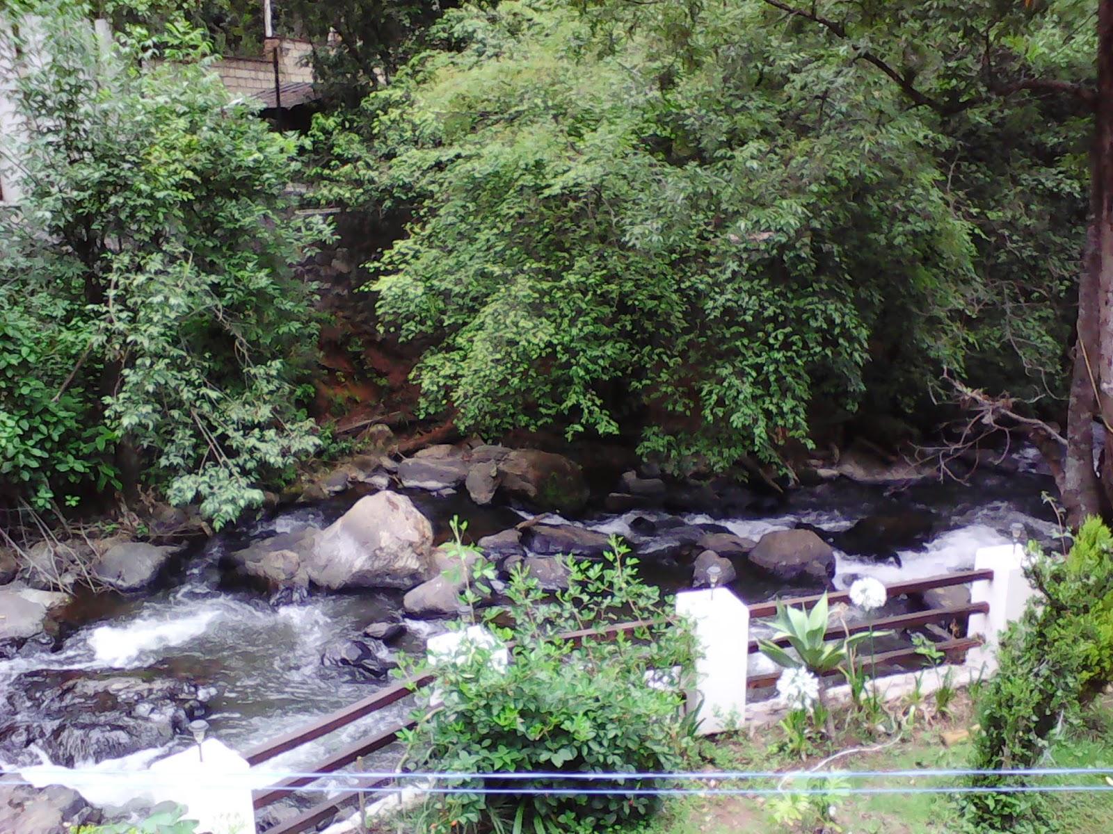 Valle de Bravo. Cascadas del Molino y Velo de Novia