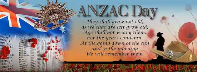 Anzac Day Wishes for Whatsapp