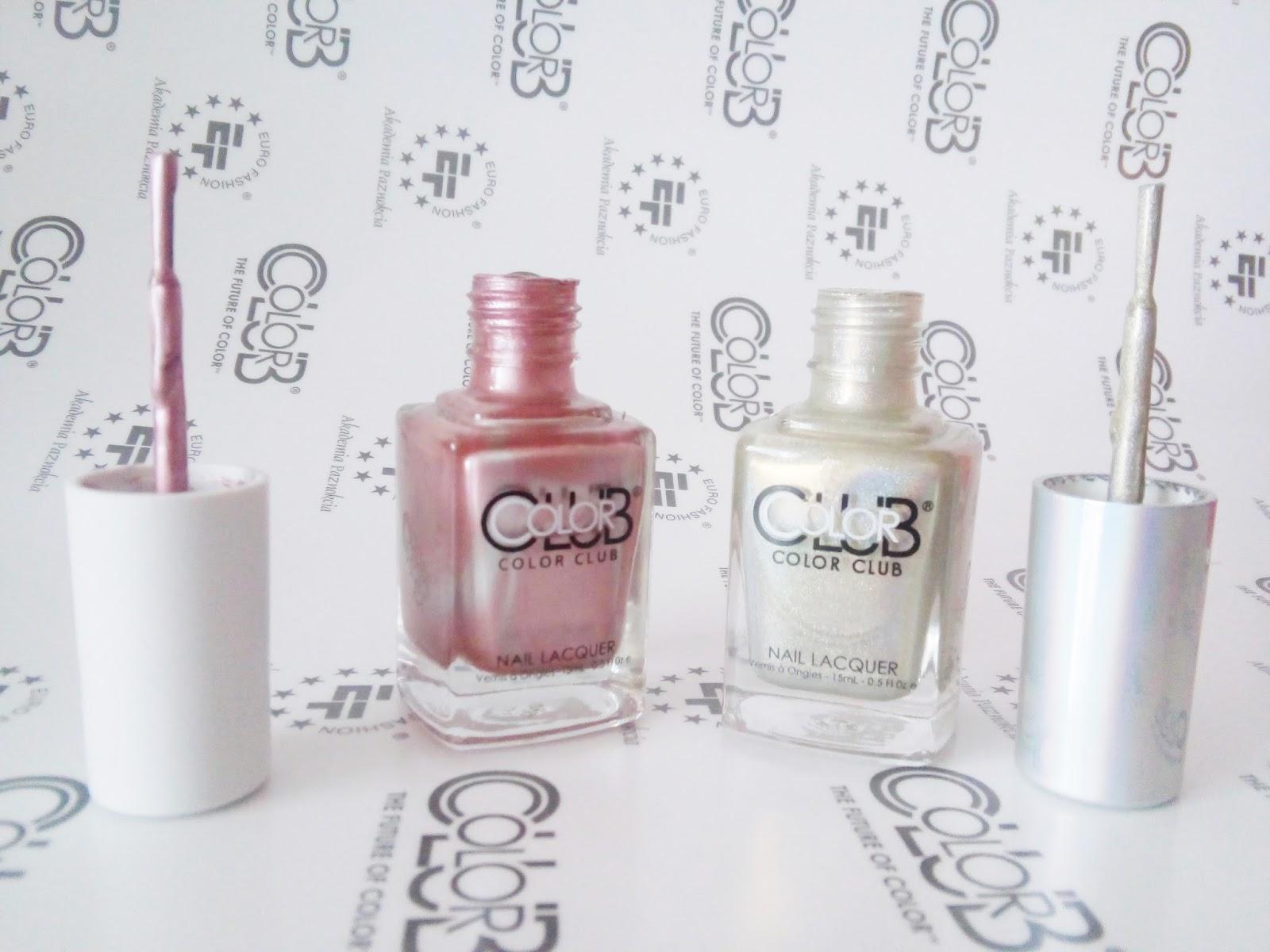 lakier color club  1091, 1088 nail lacquer