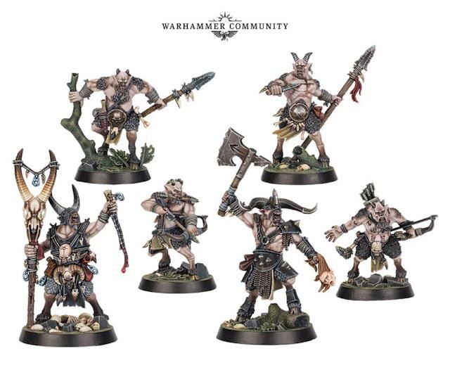 Beastgrave Warband: Grashrak's Despoilers