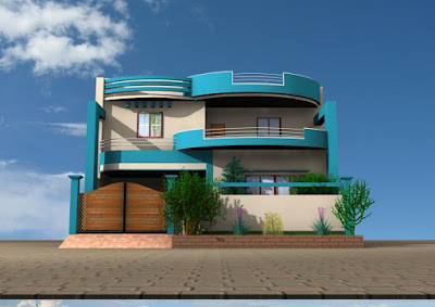 The Color Of Paint On Exterior Wall House Could Also Be To Complete Design If You Note Well Just A Bit