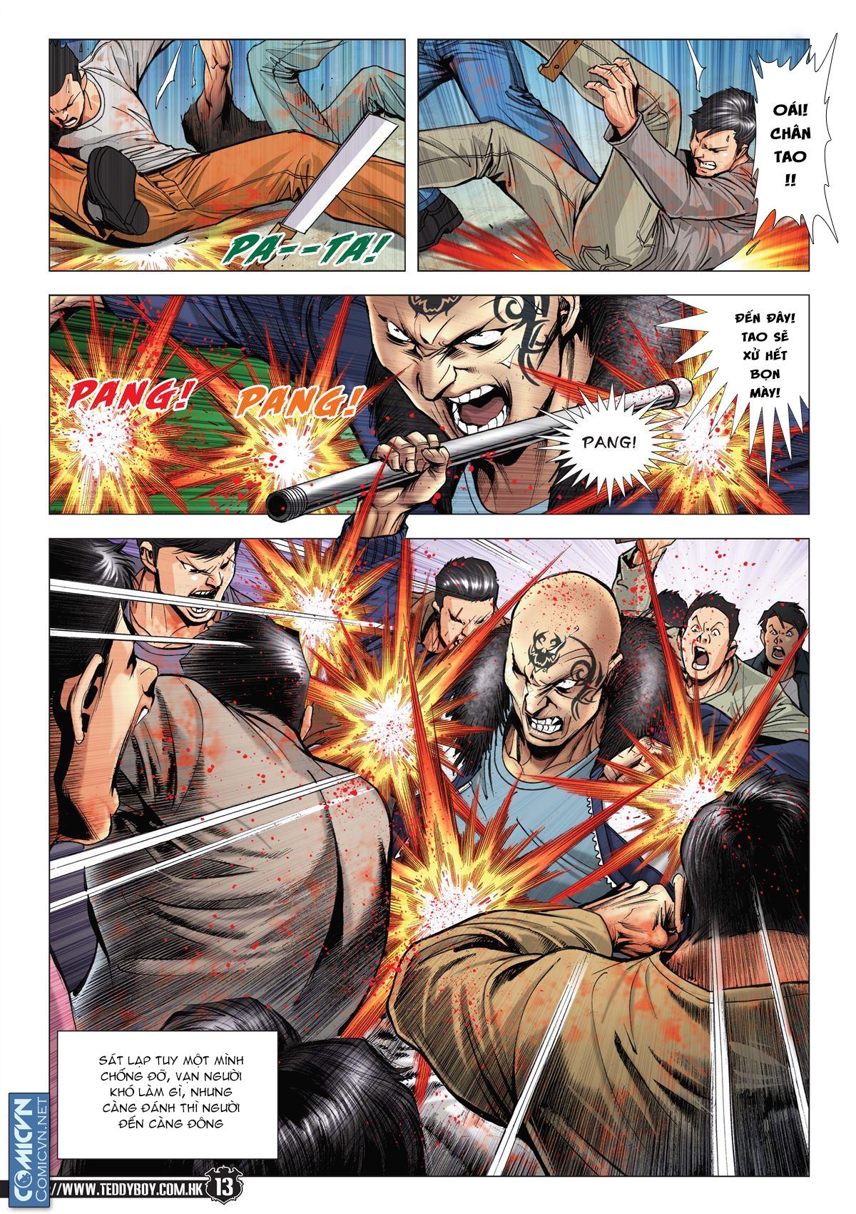Người Trong Giang Hồ chap 2110 - Trang 12