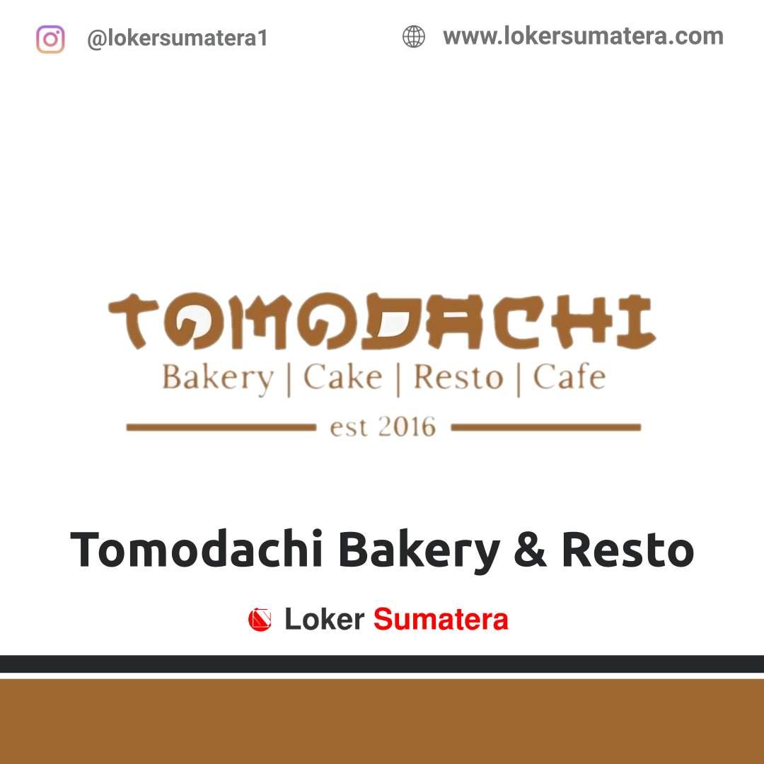 Lowongan Kerja Padang: Tomodachi Bakery & Resto Desember 2020