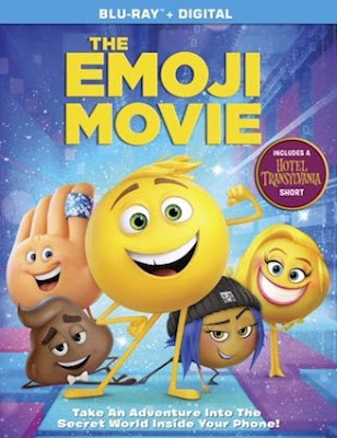 The Emoji Movie 2017 Dual Audio Hindi 720p BluRay 900mb