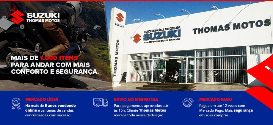 Suzuki Thomas Motos Peças Acessórios