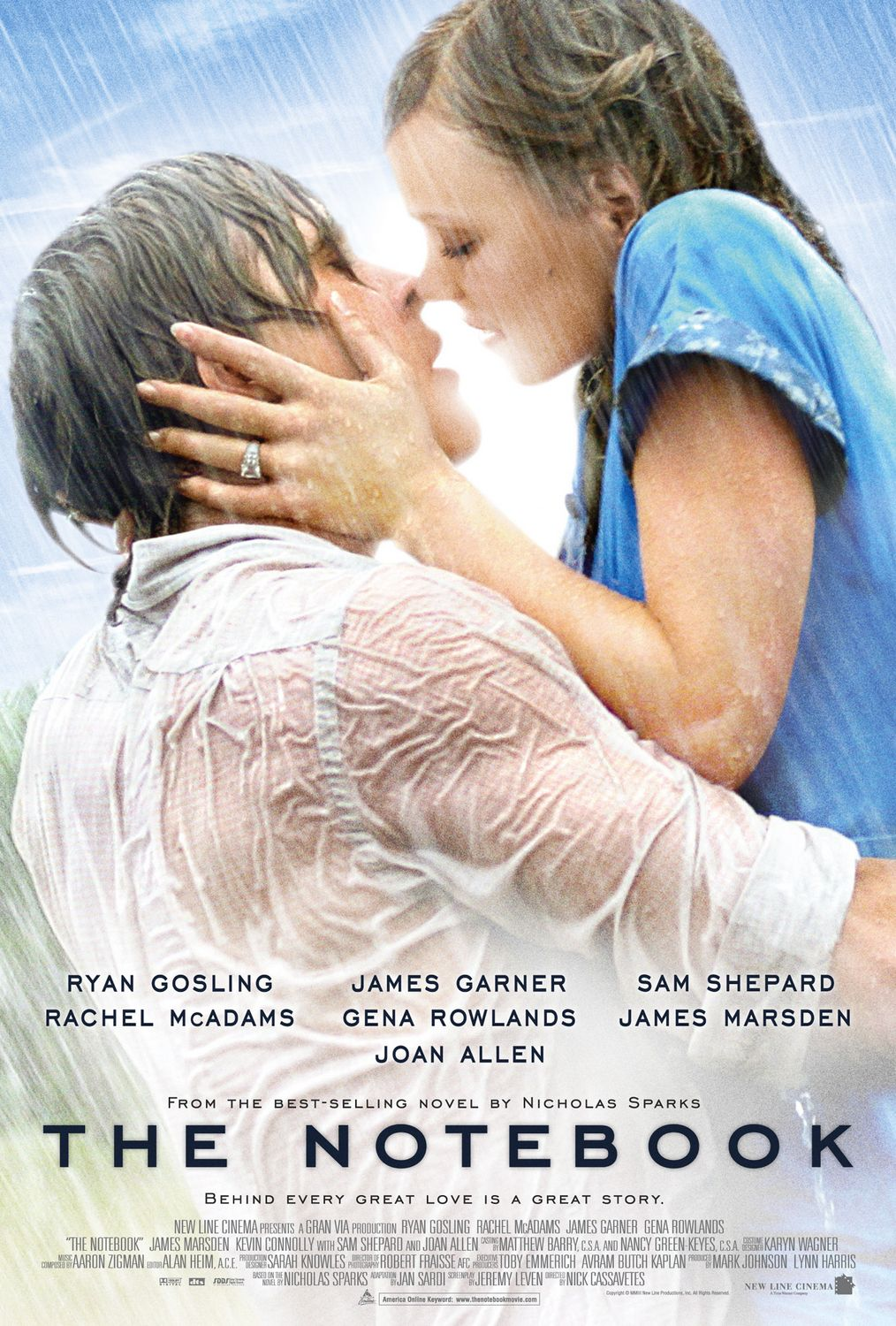 The Notebook (2004) ταινιες online seires oipeirates greek subs
