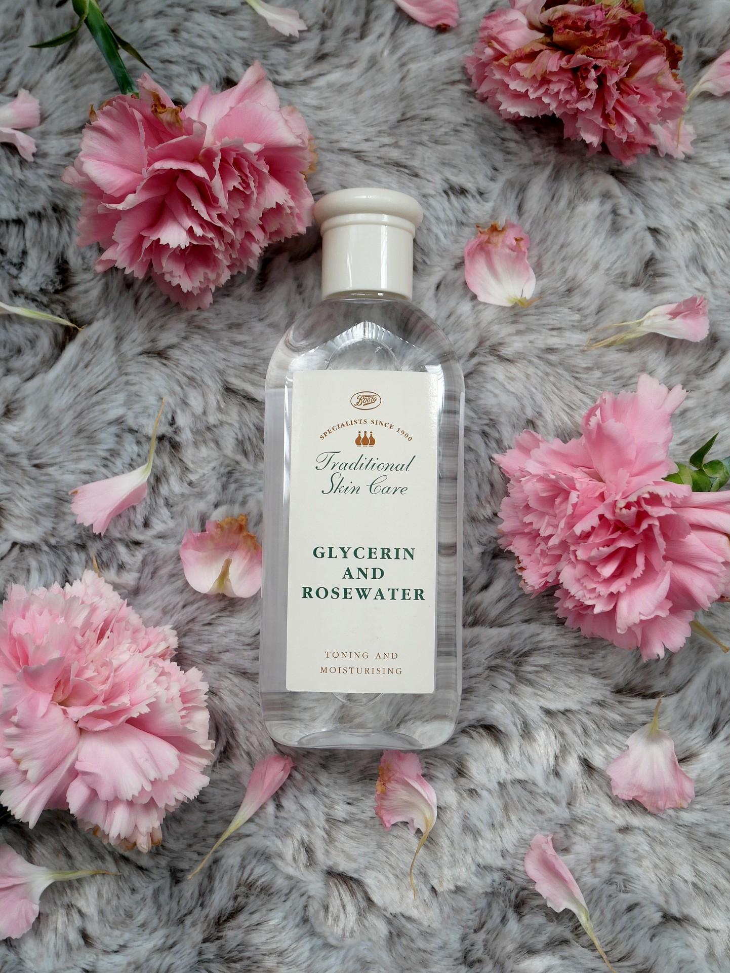 rose water tone