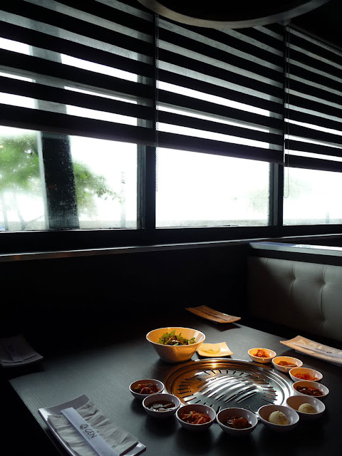 Gen Korean BBQ House SM by the Bay Banchan