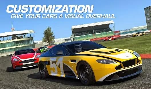 Real Racing 3 - Game android HD Grafik terbaik 2017
