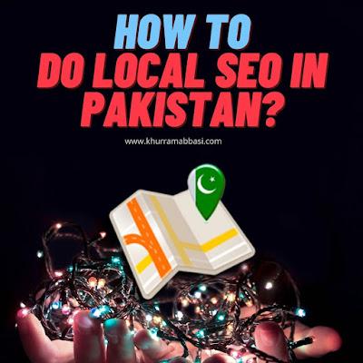 LOCAL SEO PAKISTAN: CITATIONS