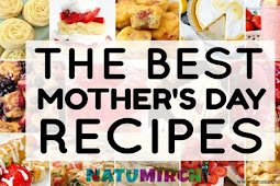 3 Quick and Easy Recipes for Mothers Day