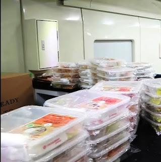 Daftar Menu dan Harga Makanan di Kereta Api Terbaru
