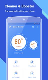 Smart Booster & Cleaner v1.2 APK Terbaru
